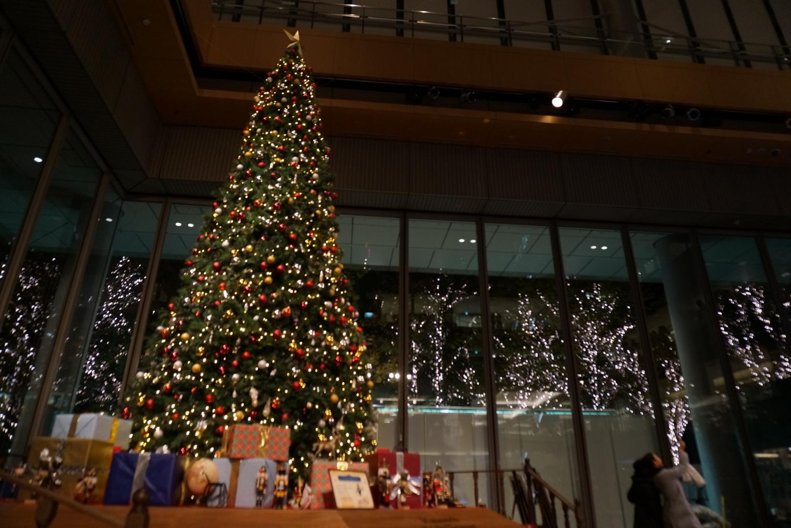 東京丸の内‗丸ビル‗クリスマス