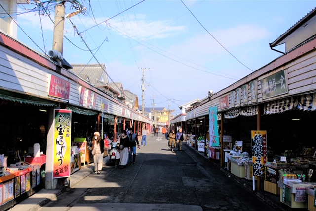 祐徳稲荷神社:参道