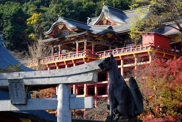 【佐賀】日本三大稲荷:祐徳稲荷神社