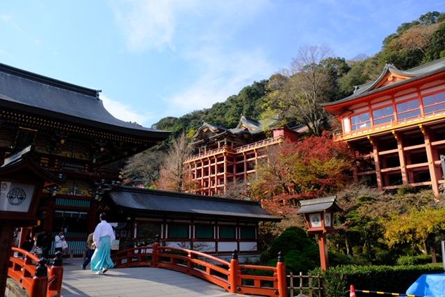 日本三大稲荷:祐徳稲荷神社