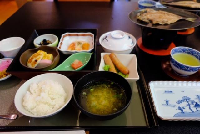 箱根湯の花プリンスホテル_朝食