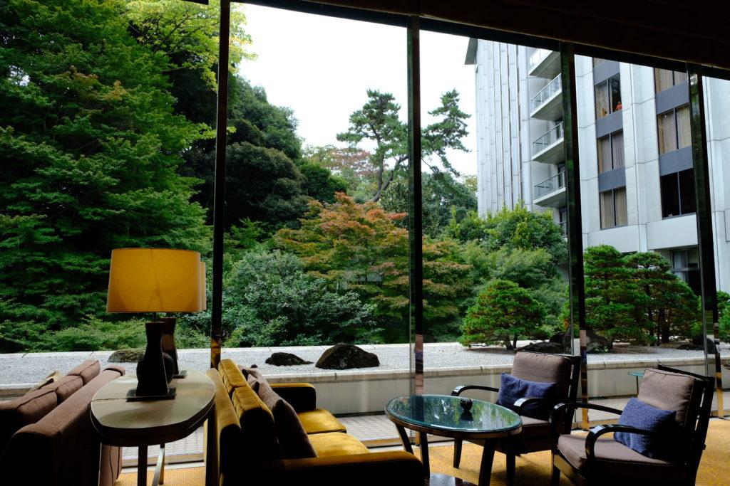 シェラトン都ホテル東京_日本庭園