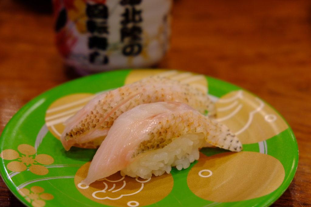 もりもり寿司近江町市場店